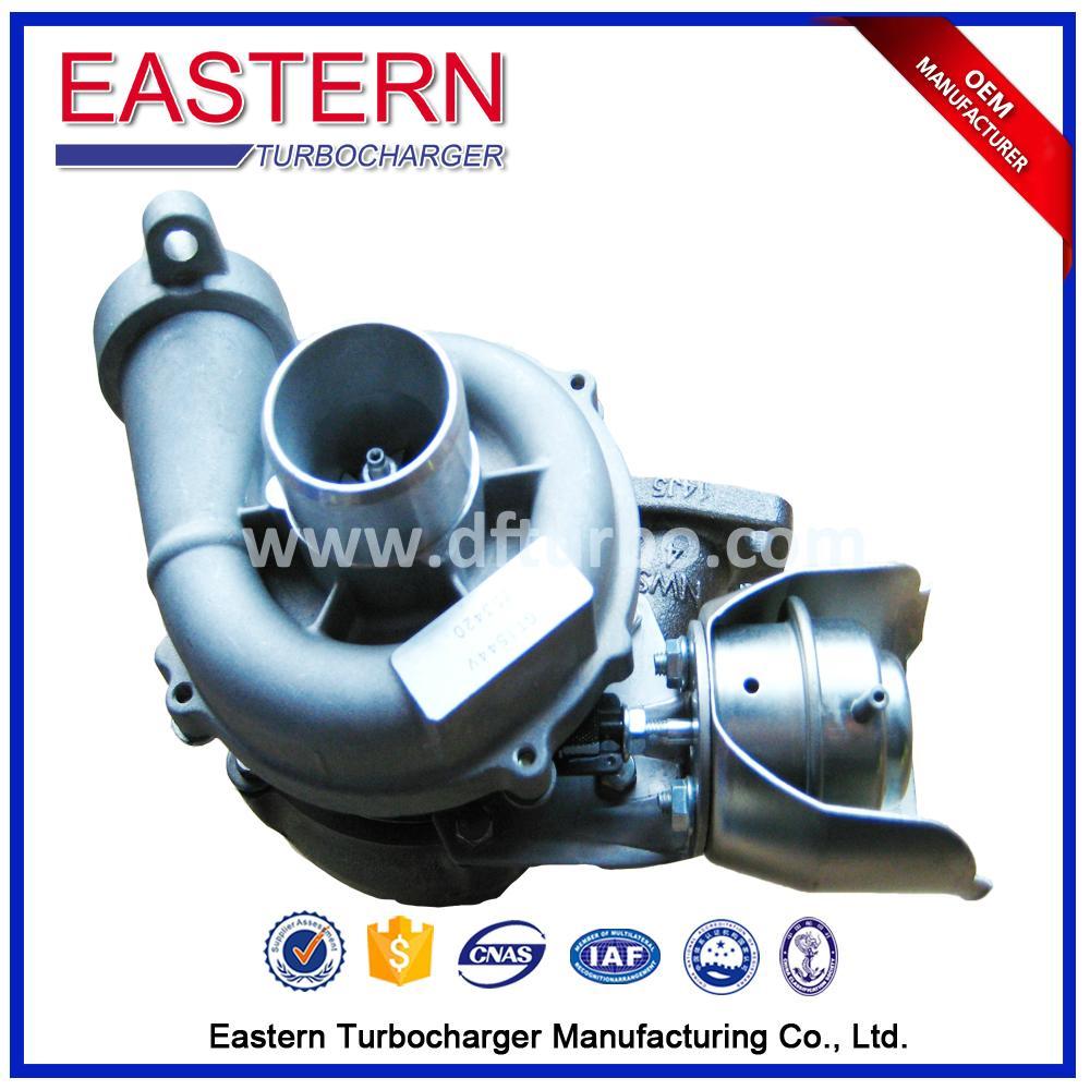 turbocharger VNT turbo GT1544V 753420  1
