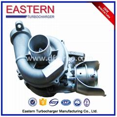 turbocharger VNT turbo