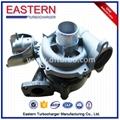 turbocharger VNT turbo GT1544V 753420  2