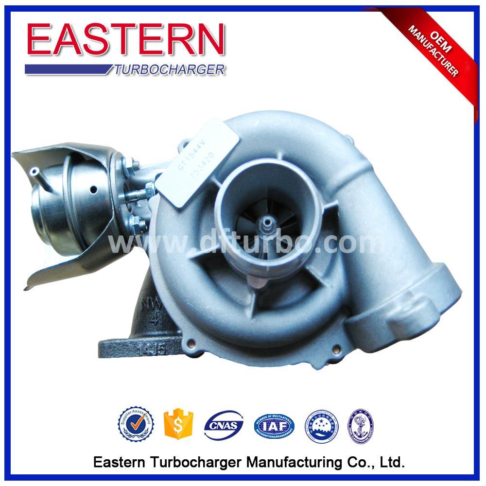 turbocharger VNT turbo GT1544V 753420  3