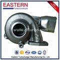 turbocharger VNT turbo GT1544V 753420  4