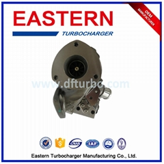 Turbocharger 787556 for