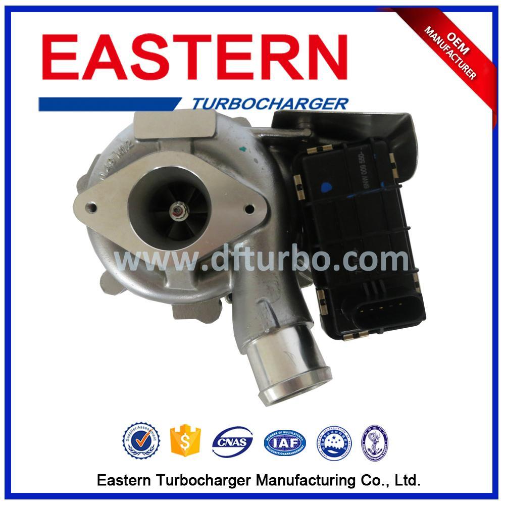 Turbocharger 787556 for Ford transit 2