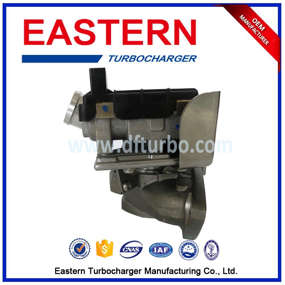 Turbocharger 787556 for Ford transit 3