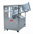 Ultrasonic tube filling sealing machine for cosmetic 4