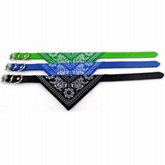 Bandana Scarf dog Collar