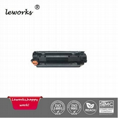 Compatible toner cartridge for HP CE278A