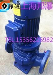 立式熱水管道泵