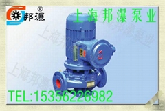IRG管道泵選型