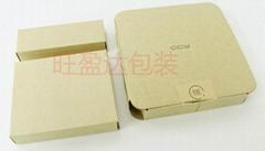 QCY蓝牙耳机包装盒