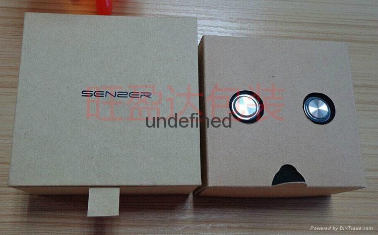 商務通話藍牙耳機包裝盒 1