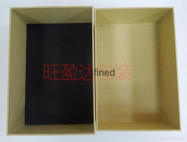 牛皮紙包裝盒 1
