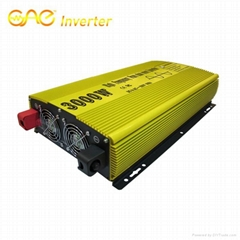 DC to AC 3000W 110v high frequency pure sine wave UPS inverter inverter manufact