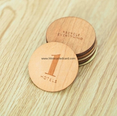 Wood smart cards with free samples for Why is wood sustainable