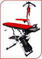 Ironing System with garment steamer and