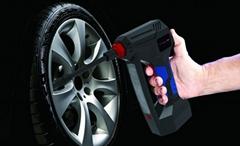 12V 150PSI 智能数显无线充气泵带锂电池
