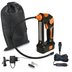12V 無線便攜式充氣泵