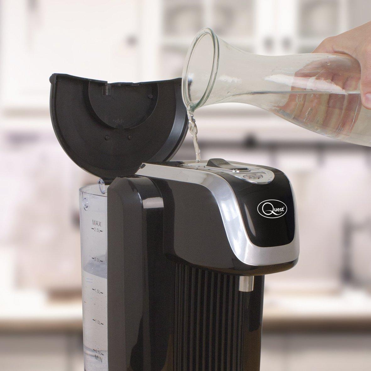 即热式饮水机桌面台式家用小型迷你智能全自动速热开水机 2