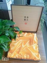 仿木紙質茶葉禮盒