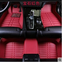 Top quality car floor mats  hot selling