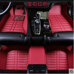 Top quality car floor mats  hot selling