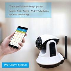 WIFI 2G 家用智能防盗报警器