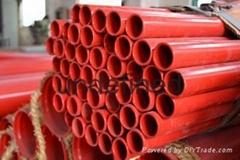 消防給水(噴淋水)塗塑復合鋼管