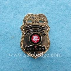 Custom Garment Lapel Pin Badge In your Logo