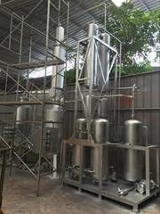 Car/Engine Oil Recycling Distillation Machine