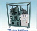 Water and Sludge Removal Deterioration Vacuum Transformer Oil Filter Machine 2