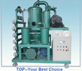 Water and Sludge Removal Deterioration Vacuum Transformer Oil Filter Machine 3