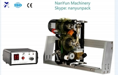 NY-802 Electric Hot Stamping Ribbon Expiry Date Printer