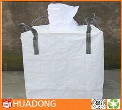 PP Cross corner loops SUPRE SACK FIBC bulk bag for USA market