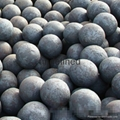 forged  grinding steel ball for ball mill in mines cement plant power plant 2