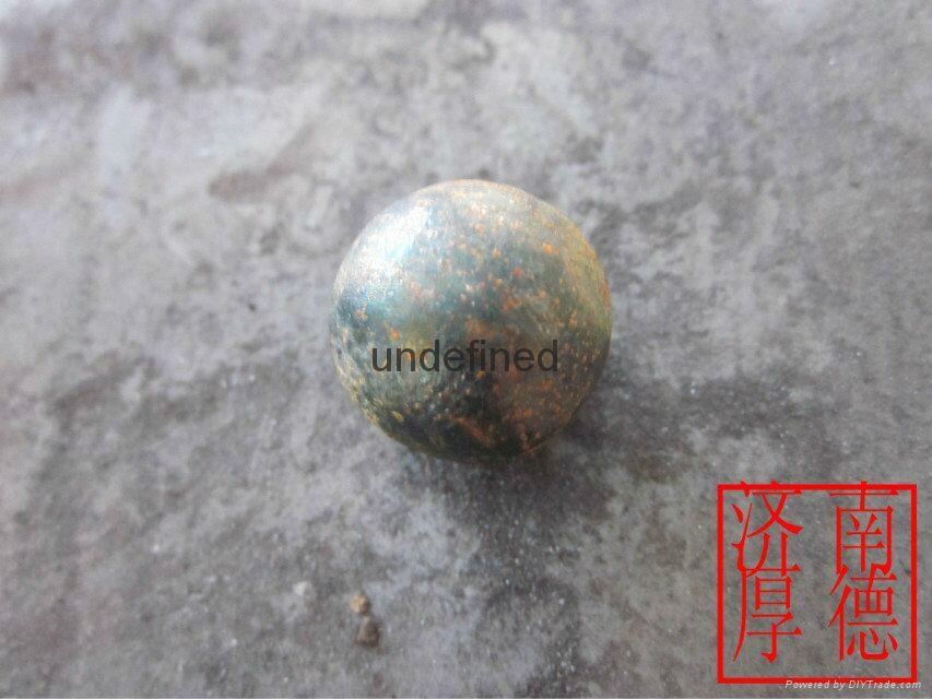 forged  grinding steel ball for ball mill in mines cement plant power plant 1