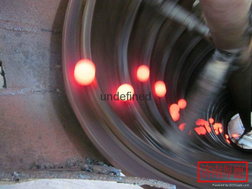 forged  grinding steel ball for ball mill in mines cement plant power plant 4