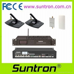 SUNTRON 2.4G Video Tracking Wireless Conference System