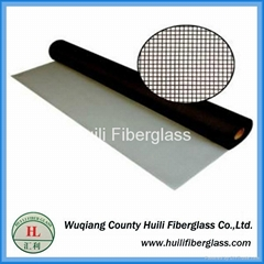Black Fiberglass Insect Screen Wire Mesh 20x20 mesh