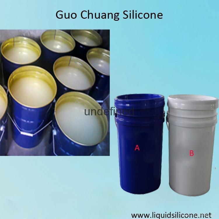 Platinum liquid silicone rubber for mold making 3