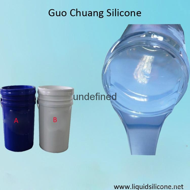Platinum liquid silicone rubber for mold making 5