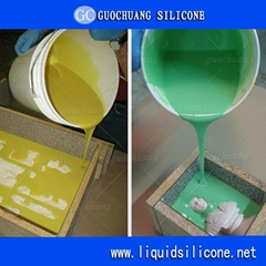 rtv 2 silicone rubber mold making for