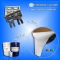 price liquid rtv silicone rubber for grc