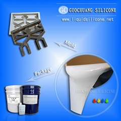price liquid rtv silicone rubber for grc moulding