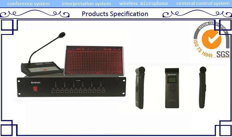 红外同声传译系统 2