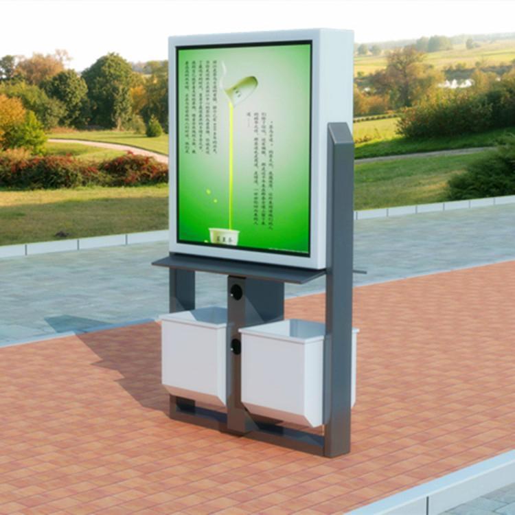 广告垃圾箱安装注意事项