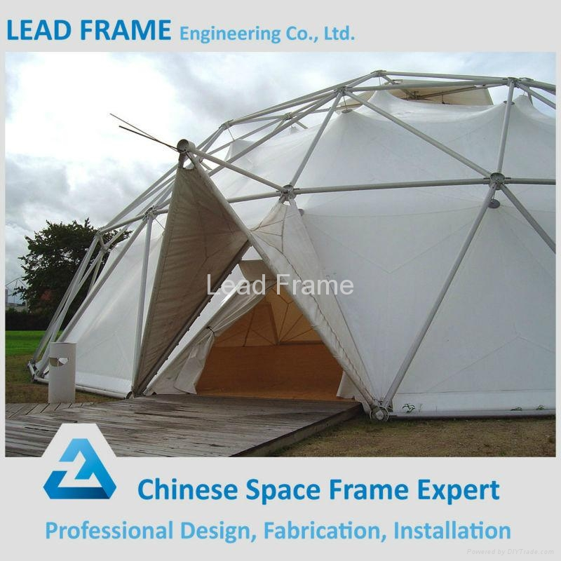 Geodesic Dome Building Code