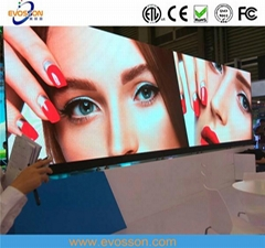 Small Pixel Pitch High Definition P2.5 Indoor LED Display Screen
