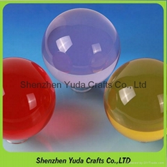 acrylic color balls various sizes colorful j   ling balls