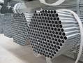 Pre galvanized round pipe in China