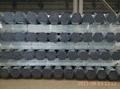 building materials galvanized steel pipe